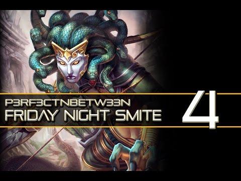 SMITE | Friday Night Smite #4: The Petrifying Gaze of Medusa