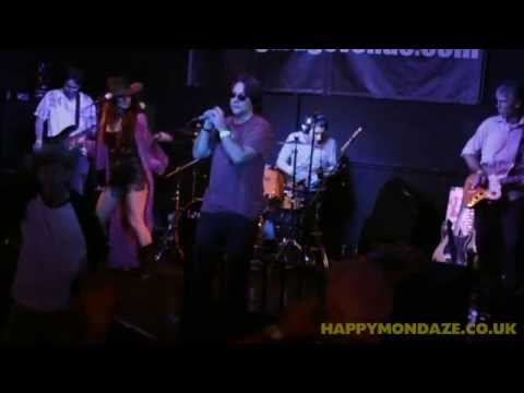 Happy Mondaze  24 Hour Party People  @ The Garage, Swansea