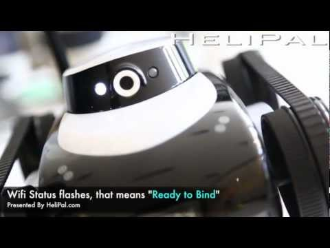 HeliPal.com - iSPY Tank w/Camera Start Up Procedures