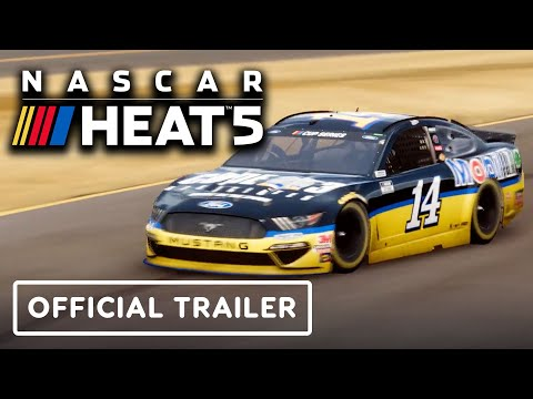 NASCAR Heat 5 - Official Launch Trailer