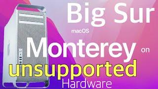 Install MacOS 12 \