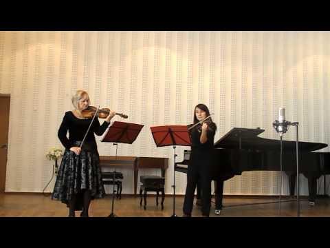 Дмитрий Явтухович - Сюита для ансамбля скрипачей и рояля