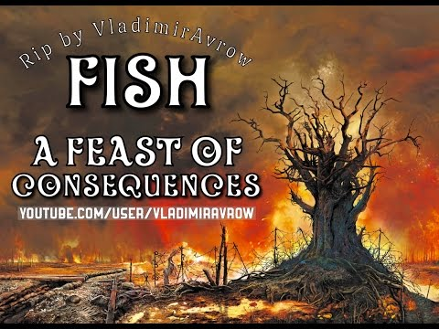 Fish - Preparing The Feast (2013)