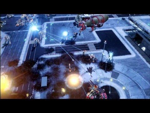Red Alert 3 Super Weapon trailer (HD)