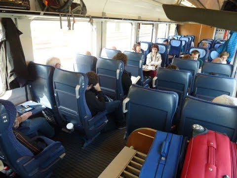 Local Trainlines / Frankfurt HBF  - Bruges/ 1st Class / SEP 16
