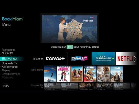 Bbox - Univers TV