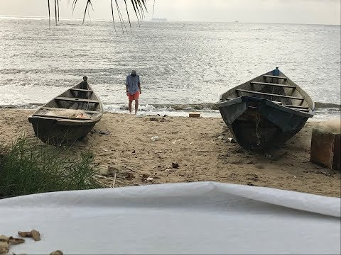 CAMEROUN 2018 VLOG / Bienvenue à Kribi