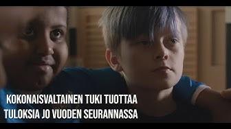 Suomen Icehearts ry: Icehearts-toiminta - Vaikuttavuusvideo