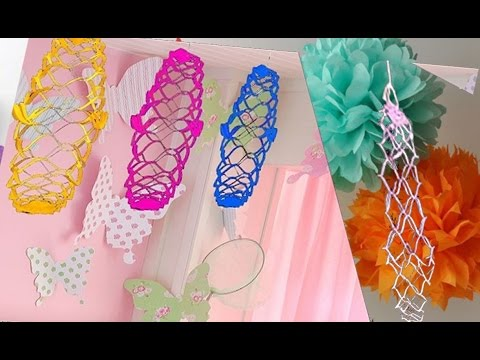 Paper Craft Ideas For Home Decor Origami Art Youtube