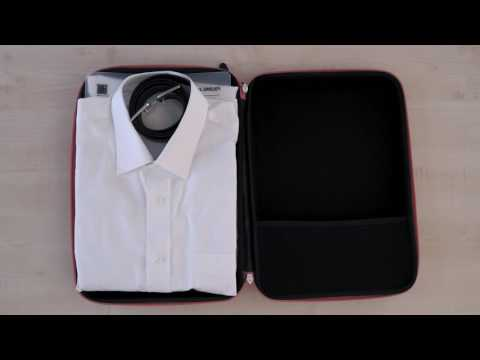 IAMRUNBOX Shirt and Garment Carrier official product video