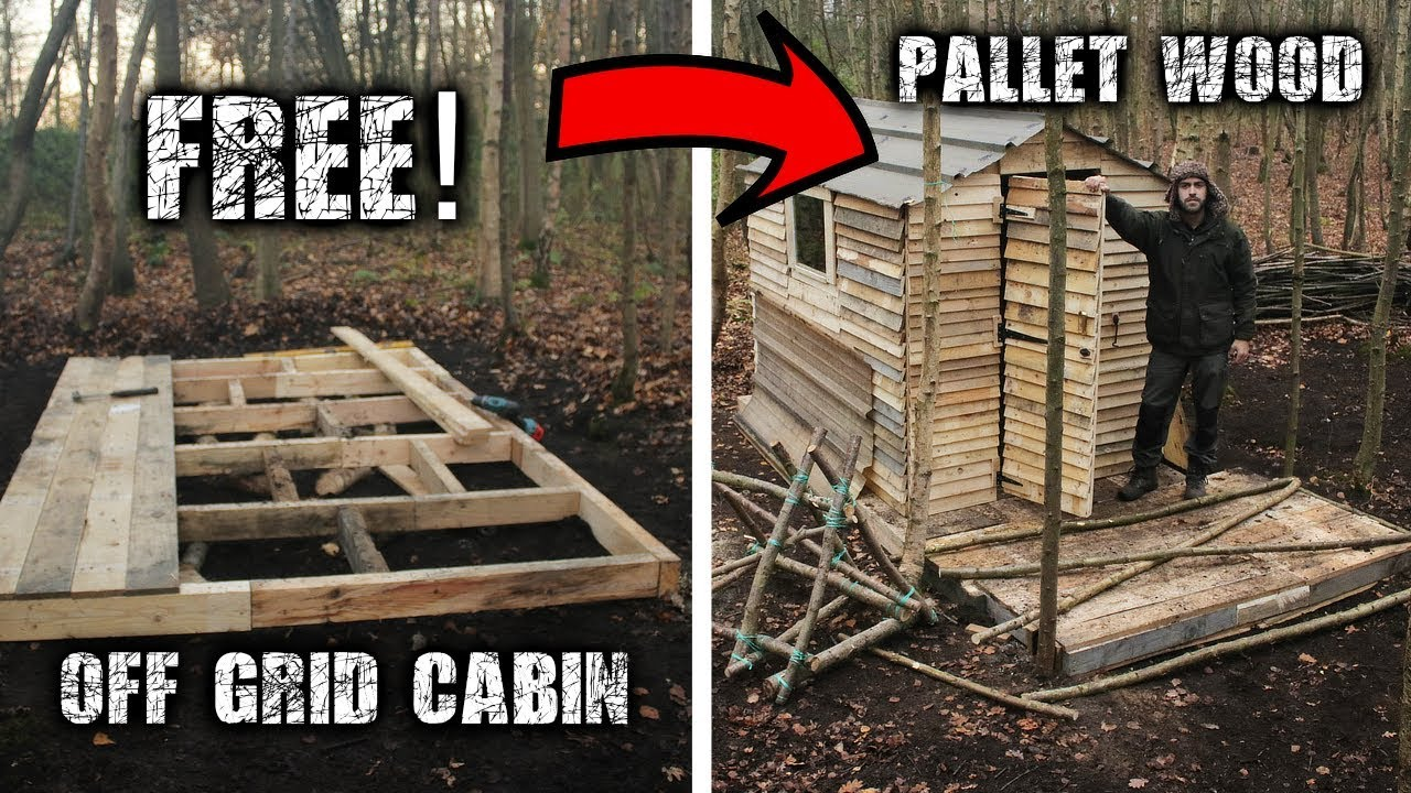 Where To Find Free Pallets For Reclaimed Wood Projects | DIY