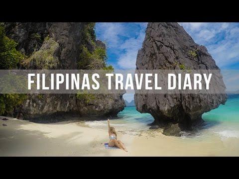 TRAVEL DIARY: PHILIPPINES | Alice Trewinnard