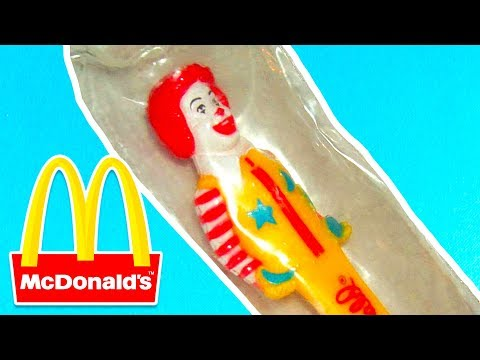 Top 10 Saddest McDonald's Happy Meal Toys Ever (Part 2)