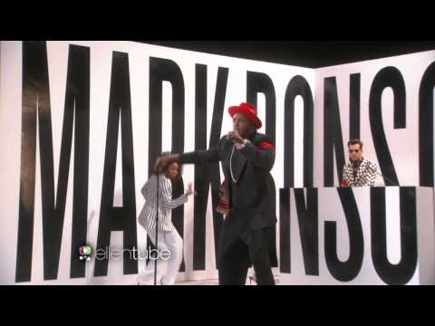 Mark Ronson and Mystikal Perform 'Feel Right'