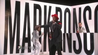 Mark Ronson and Mystikal Perform 'Feel Right'