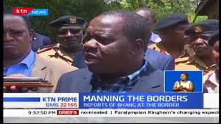 CS Matiang'i: Kenyan Police Service to fight illicit brews and bhang from neighbouring countries