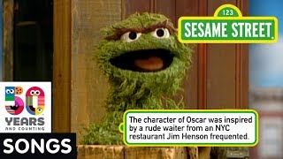 Sesame Street: I Love Trash | Sesame Street Rewind