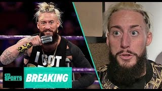 WWE Fires Enzo Amore In Wake of Rape Allegations I TMZ Sports