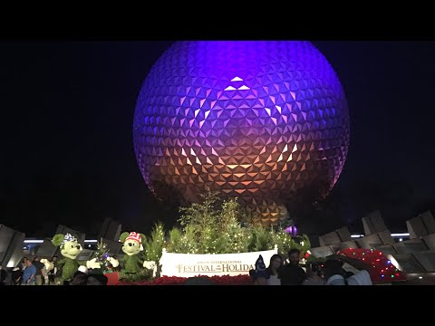 Euge Groove, Snow In ATL & Walt Disney World's Festival Of The Holiday...