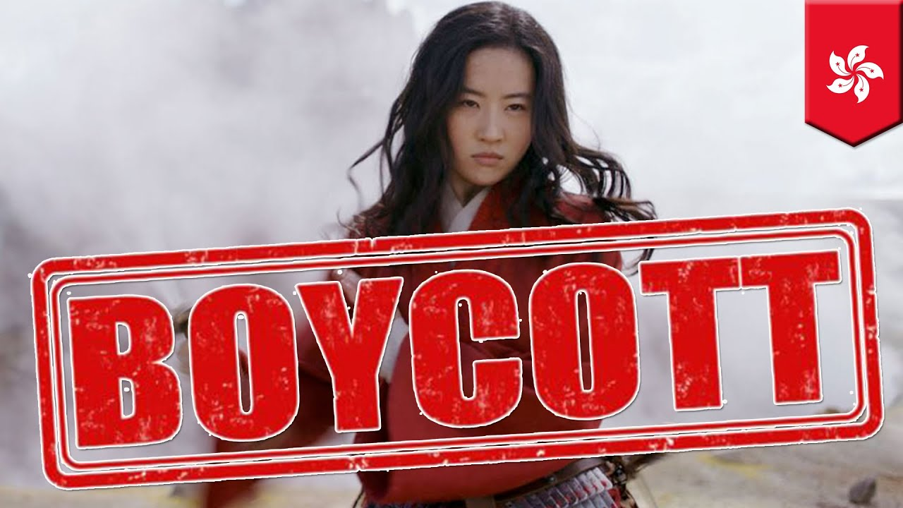 "The New ""Mulan"" Is Being Boycotted Because Its Star Spoke In Support Of Hong Kong Police"