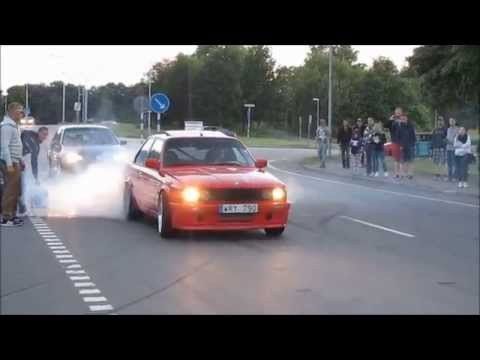 Streetrace Helsingborg 2014-06-07 Part 1 of 5