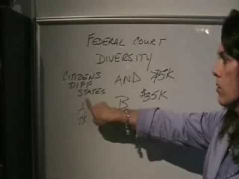 federal court diversity