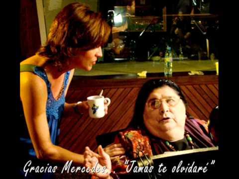 """Mercedes Sosa Y Marcela Morelo """"Jamas Te Olvidare"""""""