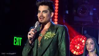 Download TALC HD - Adam Lambert - Band Intro & Please Come Home For Christmas - El Rey Theatre - Los Angeles Mp3 and Videos