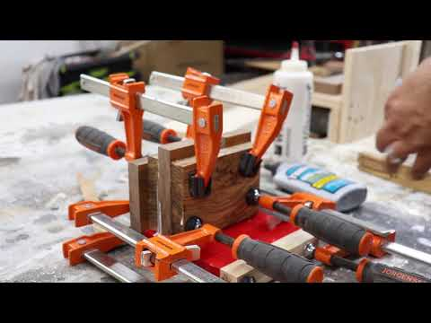 Building A Beautiful Wooden Mallet    How To Woodworking