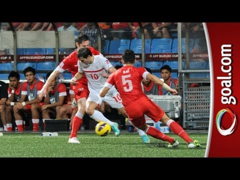 Singapore 1-0  Philippines | AFF Suzuki Cup | Lions in the final!
