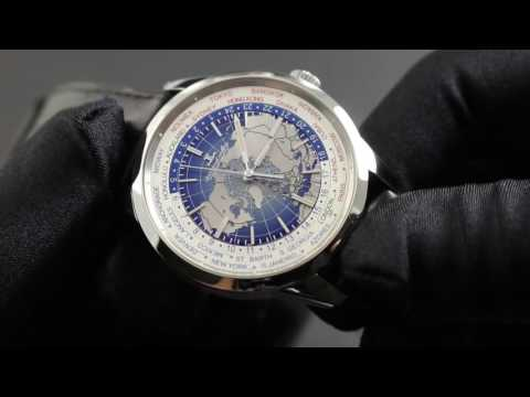Jaeger-LeCoultre Geophysic Universal Time 8108420 Functions & Care