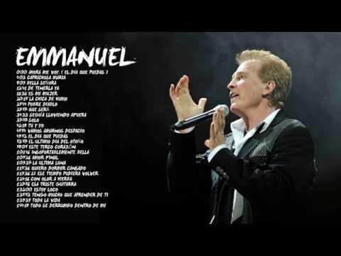 Emmanuel mix mejores exitos 2016