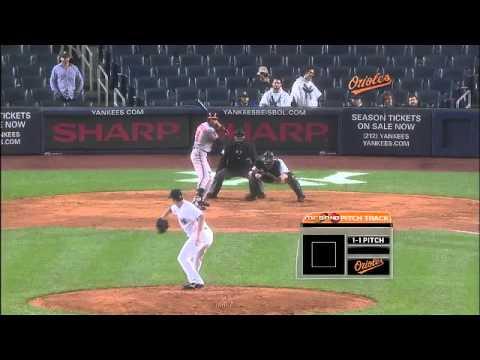 2011/09/06 Markakis' RBI double