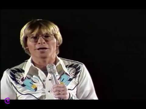 JOHN DENVER ~ YOU FILL UP MY SENSES (ANNIES SONG)
