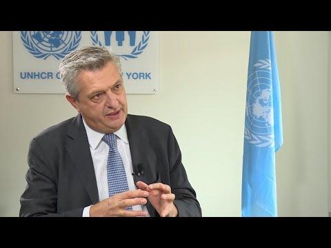 """Rohingya: """"Le plus urgent, c'est d'arrêter la violence"""", insiste Filippo Grandi"""