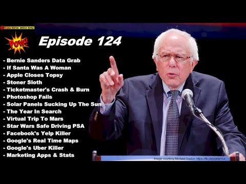 Bernie Sanders' Data Grab; Google Uber Killer - Beyond Social Media #124