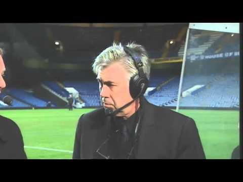 Chelsea FC - Ancelotti on Liverpool