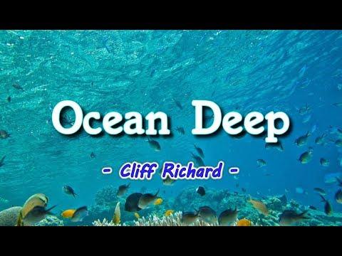Ocean Deep - Cliff Richard (KARAOKE)