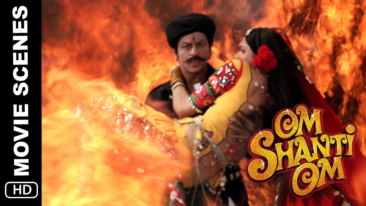 Download Bhago | Om Shanti Om | Scene | Shah Rukh Khan, Shreyas Talpade