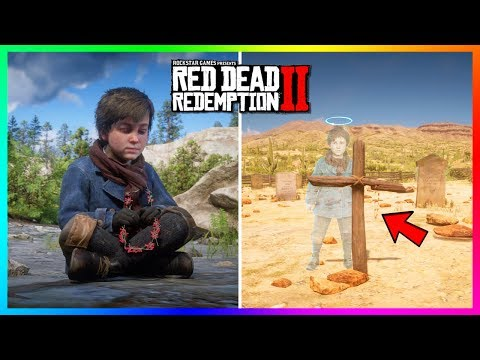 What REALLY Happened To The Necklace That Jack Marston Gave To Abigail In Red Dead Redemption 2! thumbnail