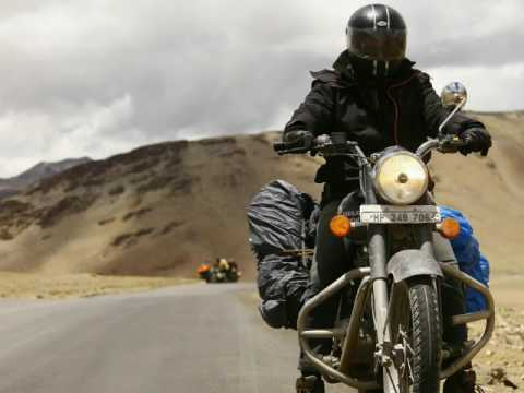 Himalayan Hawk Bikes and Garrage