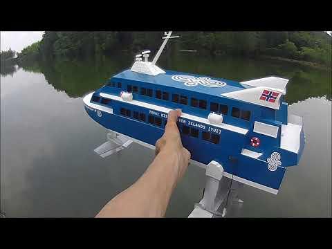 RC Jet foil YUI