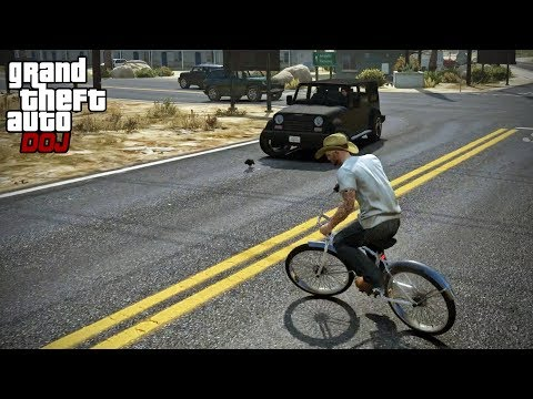 GTA 5 Roleplay - DOJ 178 - Insurance Scam...