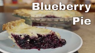 Blueberry Pie Recipe - Legourmettv