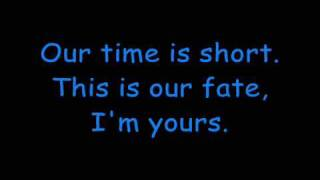 I'm yours by Jason Mraz with lyrics.