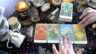 SAGITTARIUS JUNE 2017 Psychic Tarot Reading