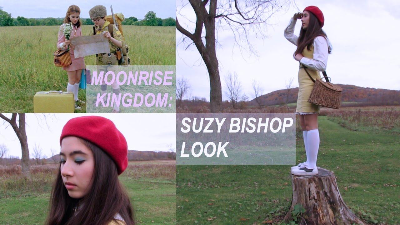 """Moonrise Kingdom featuring Suzy Bishop & Sam Shakusky ...  |Moonrise Kingdom Suzy Bishop"
