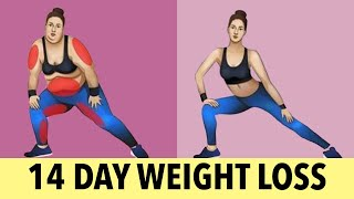 14 Day Weight Loss Challenge At Home