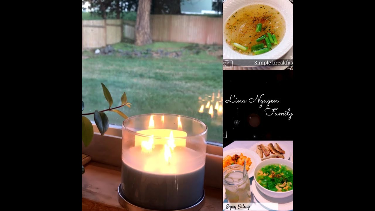 Enjoy Life || Bữa cơm chiều với hương vị quê hương || Vietnamese Dinner 🥘 || Lina Nguyen Family #02