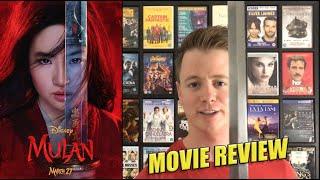 Mulan (2020) - Movie Review | Niki Caro's Live Action Remake